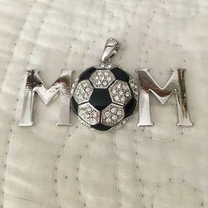 Jewelry - Pendant - soccer mom